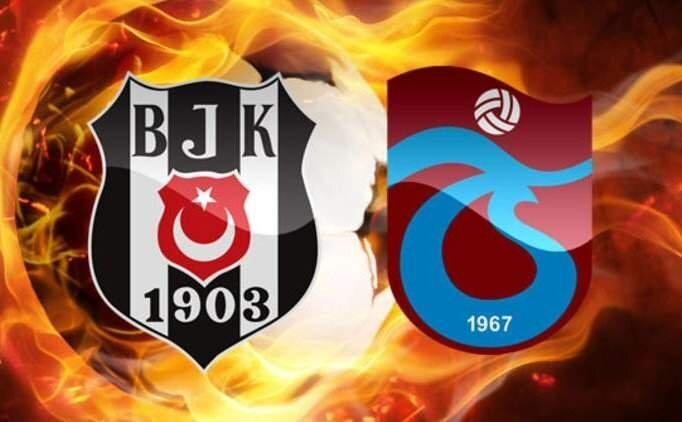 BJK TS maçı canlı şifresiz izle, CANLI skor Beşiktaş Trabzonspor