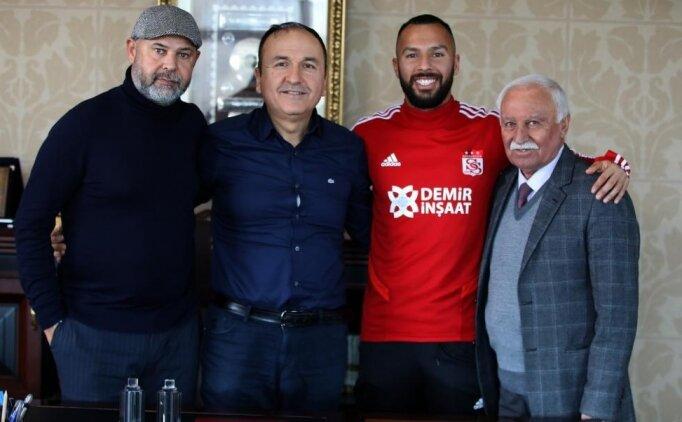 Sivasspor, Yasin Öztekin transferini resmen açıkladı