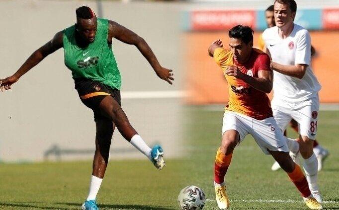 Fatih Terim'in zor kararı: Falcao mu, Diagne mi?