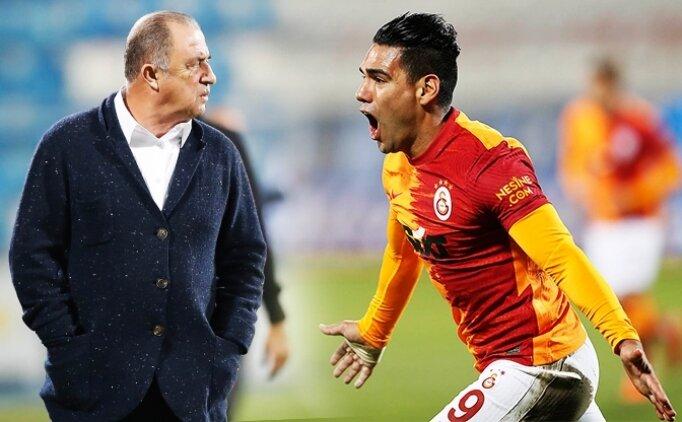 Galatasaray'da Falcao'nun son durumu
