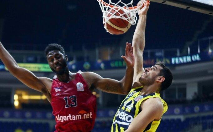 Fenerbahçe Beko, İTÜ Basket karşısında kazandı
