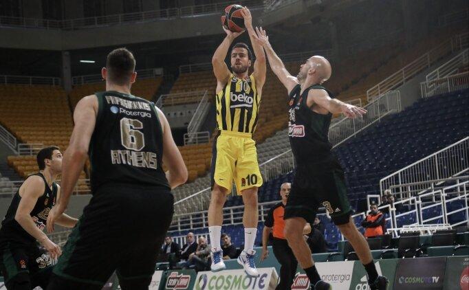 Fenerbahçe Beko, Panathinaikos OPAP deplasmanında