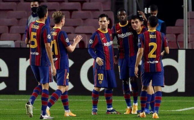 Barcelona'da indirimi kabul etmeyen 6 futbolcu