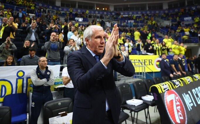 Zeljko Obradovic: 'İlk maçı çok iyi hatırlıyoruz!'