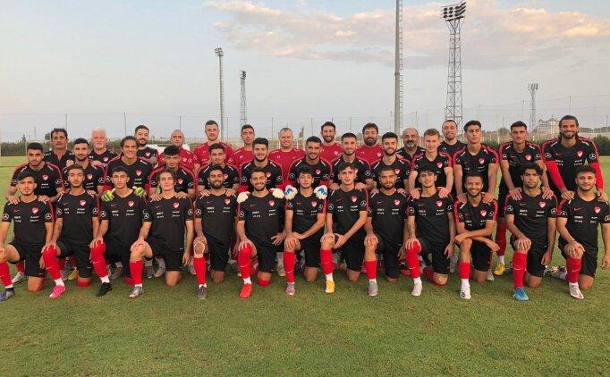 19 Yaş Altı Milli Takımı, Bulgaristan maçı hazırlıklarına başladı