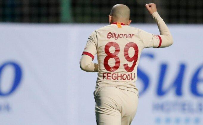 Sofiane Feghouli: 'Şampiyon olacağız'