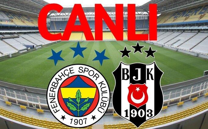 FB BJK maçı online izle, Fenerbahçe Beşiktaş kaç kaç?