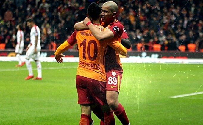 Galatasaraylı iki yıldızla ya uzlaşı ya kadro dışı!