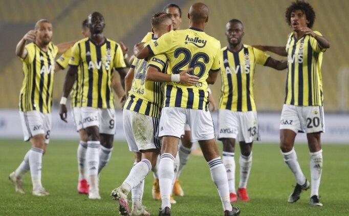 Fenerbahçe'de yeni transferlerin zaferi