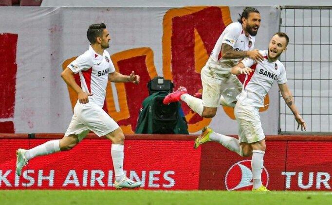 Pandemi sonrası tek namağlup; Gaziantep FK