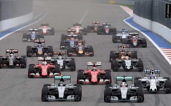 F1 Rusya Grand Prix'sini Bottas kazandı