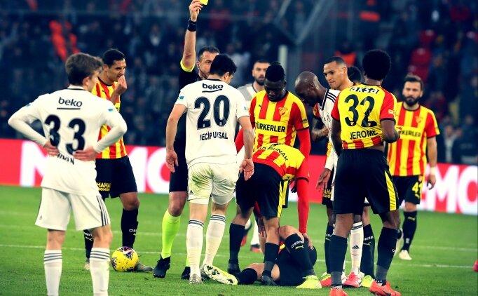 TFF, Göztepe - Beşiktaş maçı kararını verdi!
