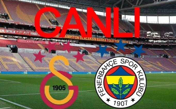 FB GS maçı İZLE Galatasaray Fenerbahçe Bedava canlı maç izle