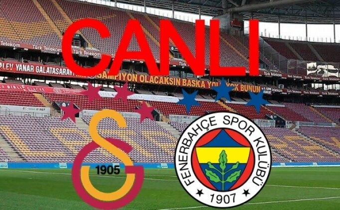 Galatasaray Fenerbahçe maçı digitürk canlı izle bein sports izle