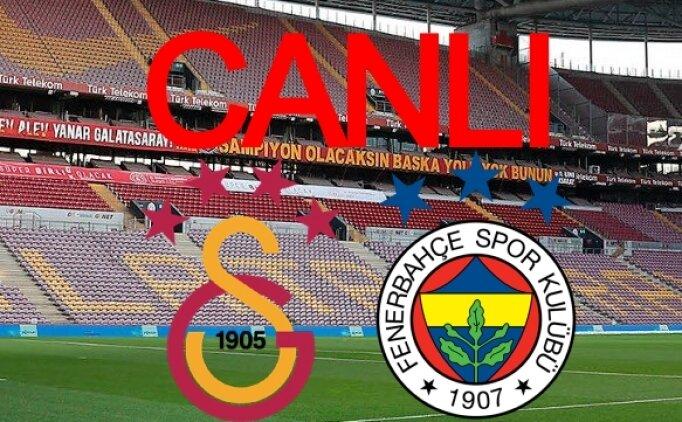 Galatasaray Fenerbahçe canlı izle, bein yayını