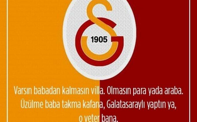 Galatasaray sözleri kısa, en güzel Galatasaray sözleri resimli (20 Ocak Çarşamba)