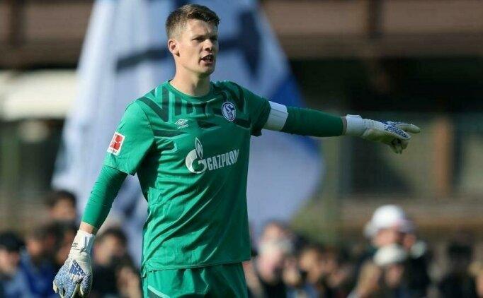 Alexander Nübel'den Bayern Münih'e 5 yıllık imza