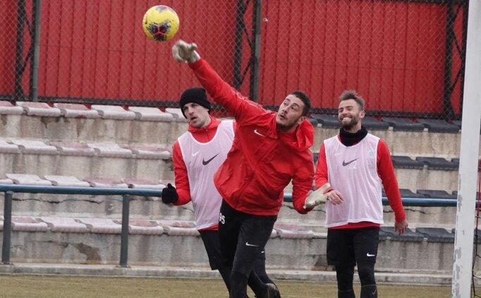 Gençlerbirliği, Trabzonspor maçı hazırlıklarını tamamladı