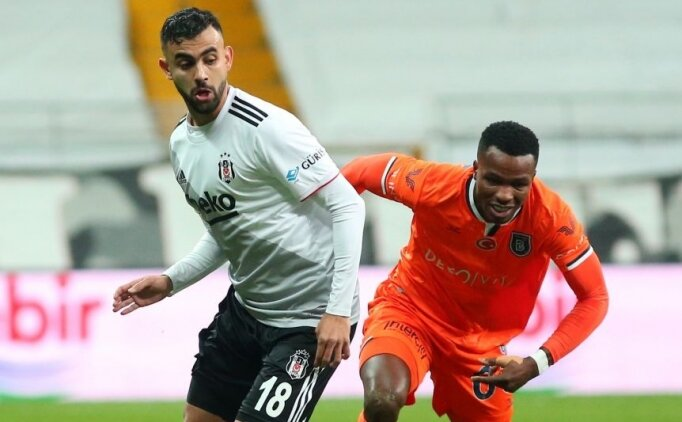 Beşiktaş'ta Ghezzal büyüledi
