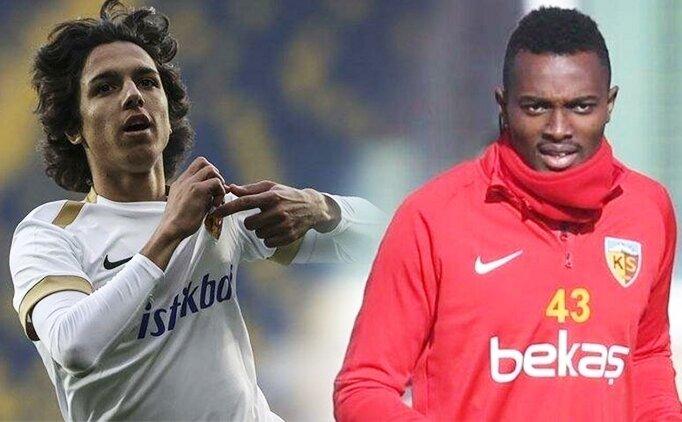 Beşiktaş'tan Emre Demir ve Mensah için sürpriz teklif