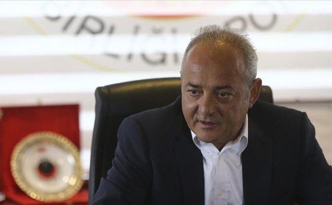 Gençlerbirliği Kulübü Başkanı Murat Cavcav'dan hakem eleştirisi