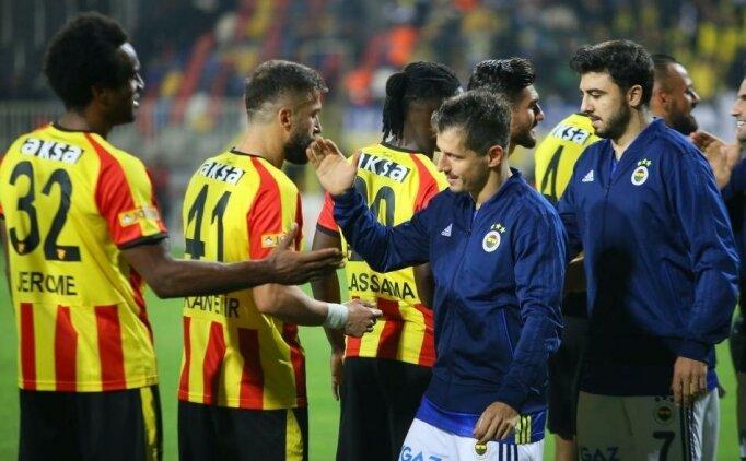 Göztepe'nin Fenerbahçe'ye karşı İstanbul'da şansı tutmuyor