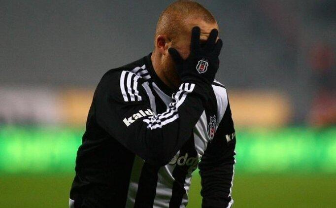 Gökhan Töre'nin menajeri, Beşiktaş'la görüştü