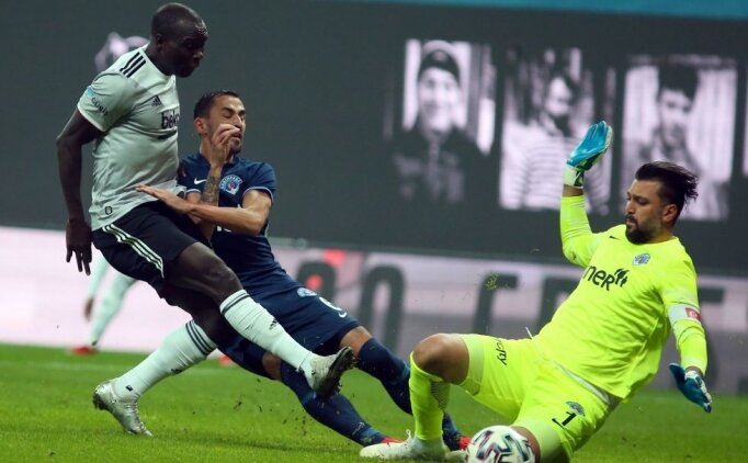 Aboubakar'dan 22 günde 7 gol