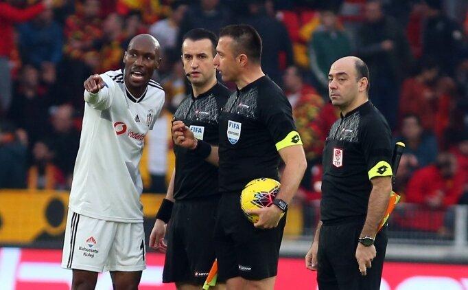 Beşiktaş ve TFF arasında karşılıklı atışmalar