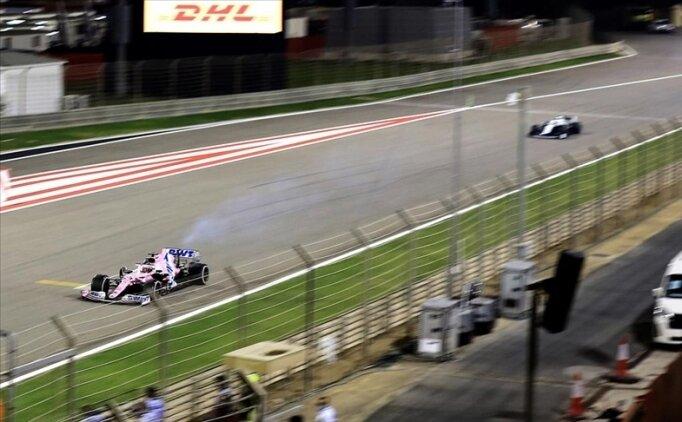 F1 pilotu Grosjean, Sakhir Grand Prix'sinde yarışamayacak
