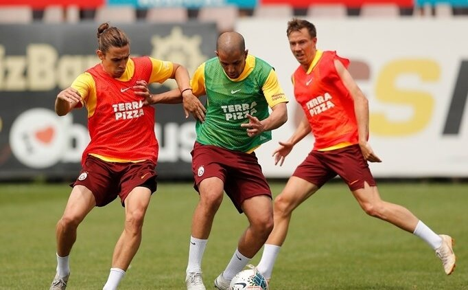 Galatasaray'da tüm testler negatif
