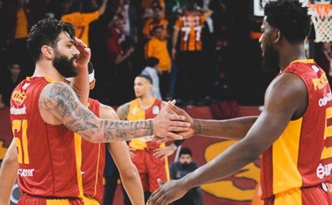 Galatasaray'dan üst üste 6. galibiyet