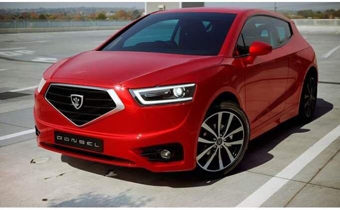 KKTC'nin yerli otomobili 20 Şubat'ta tanıtılacak!