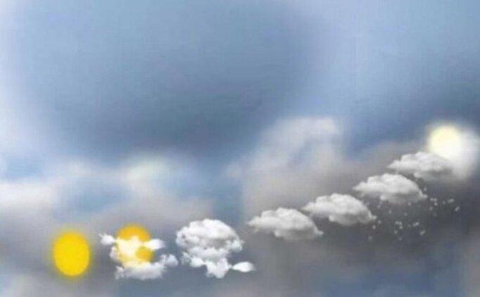Haftasonu hava sıcak mı? Haftasonu güneşli mi yağmurlu mu?
