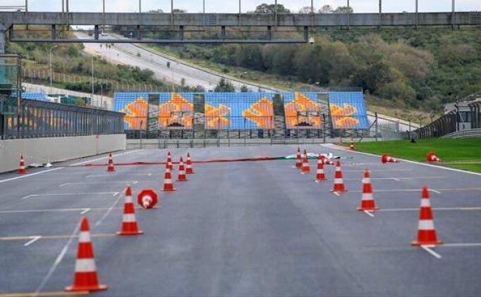 Canlı Formula 1 İstanbul ücretsiz şifresiz izle, Hangi kanalda Formula 1 İstanbul saat kaçta? (25 Kasım Çarşamba)