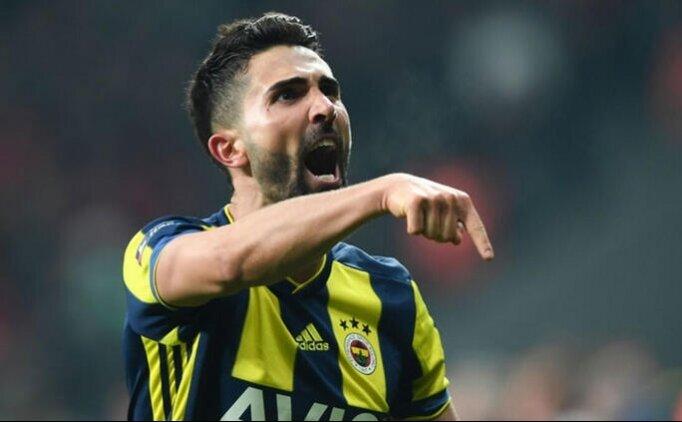 Fenerbahçe'de Hasan Ali Kaldırım'a yeni sözleşme