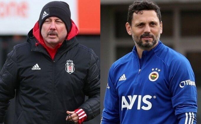 Fenerbahçe - Beşiktaş derbisi öncesinde akıl oyunları!