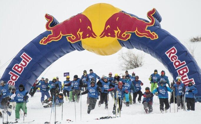 Yılın en büyük kış spor etkinliği Red Bull Homerun'a kayıtlar başladı