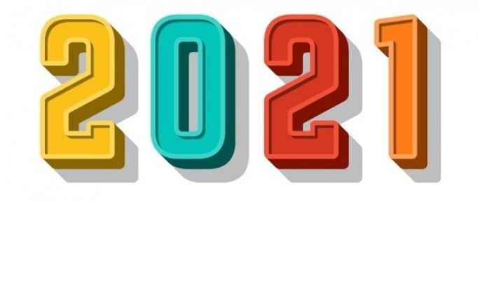 Hoşgeldin 2021 mesajları, yeni yıl dilekleri! Yılbaşı tebrik mesajları (08 Mart Pazartesi)