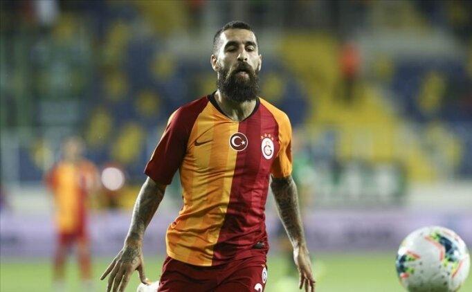 Galatasaray'da Jimmy Durmaz yolcu