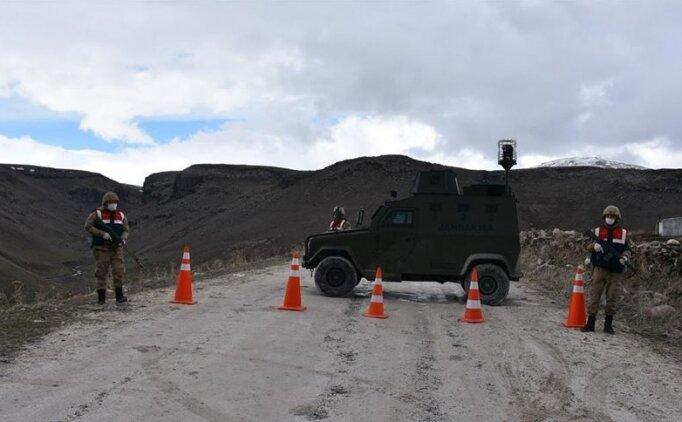 Sivas'ta 3 köy Kovid-19 tedbirleri kapsamında karantinaya alındı