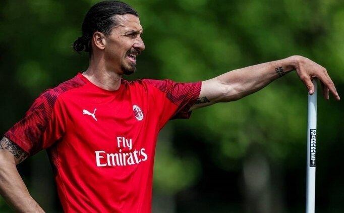 Ibrahimovic, Milan'a veda ediyor! Yeni kulübü...
