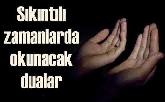 İç sıkılmasına birebir dua, İç rahatlatan dualar hangileri (Dua, sure, telkin)