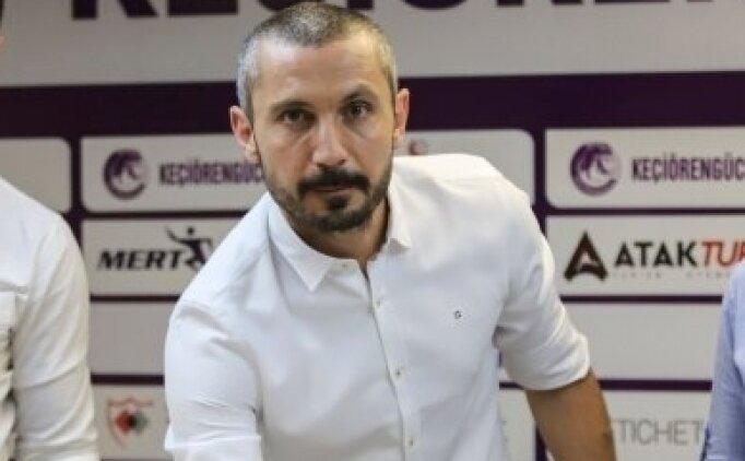 İlhan Püren: '3 puan aldığımız için mutluyuz'