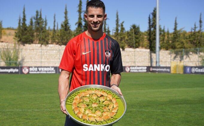 Gaziantep FK'nin Mirallas transferi dünyada ses getirdi