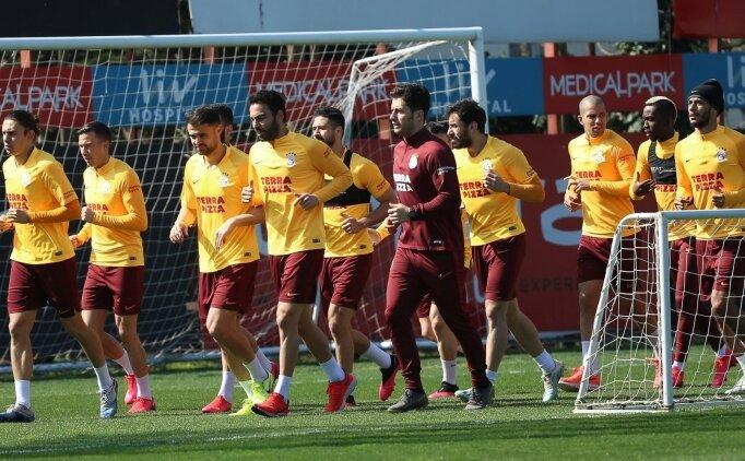 Galatasaray'da idman takvimi için acele yok!