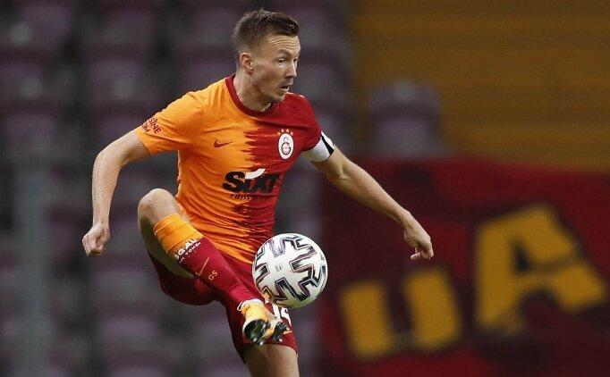 Galatasaray'da Martin Linnes dönüyor