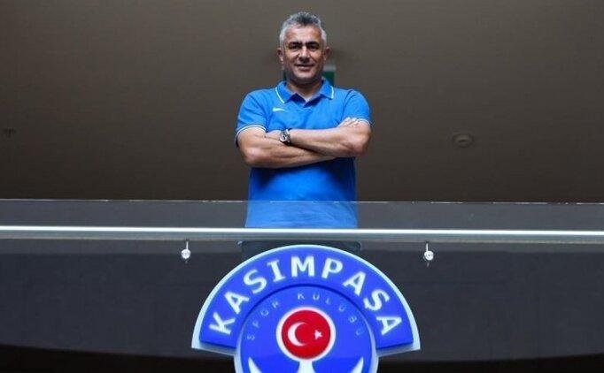 Kasımpaşa'da Mehmet Altıparmak dönemi sona erdi