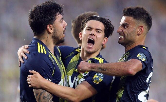 Fenerbahçe 3-2 Malatyaspor maçı özeti izle
