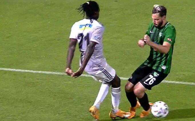 Denizlispor - Beşiktaş maçındaki kritik pozisyon için yorumlar
